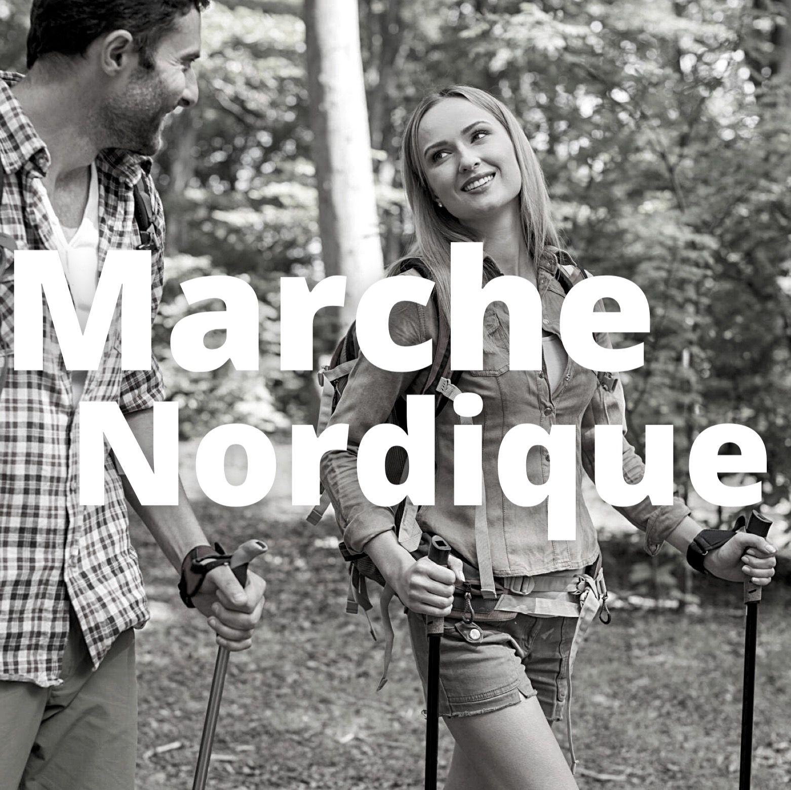 Marche Nordique du lac d'Annecy