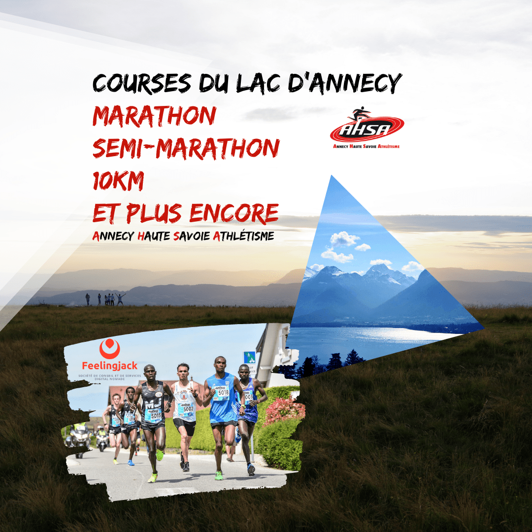 Marathon, Semi-marathon, 10km, Marche Nordique